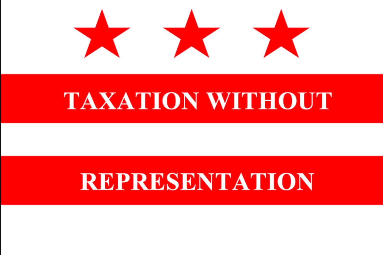 taxation and representation No taxation without proper representation, new orleans, louisiana 370 likes no taxation without proper representation advocates the enactment of a.