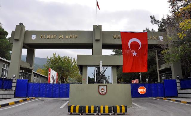 Manisa 1. Piyade Eğitim Tugay Komutanlığı Nerede? hakkında bilgi..