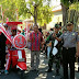Kompak, TNI – Polri Lakukan Pengamanan Pelaksanaan Karnaval HUT RI ke 72 di Pragaan