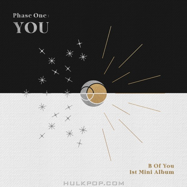 B Of You (B.O.Y) – Phase One : YOU – EP