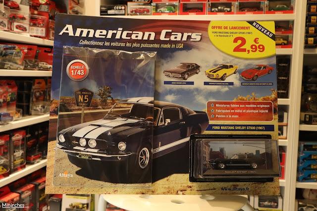 la collection presse american cars d