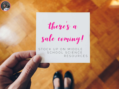 Middle School Science Resources for Sale from Elly Thorsen's TpT Store