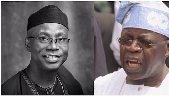 Those who are envious of Tinubu and those who want to slot his strength should stop talking uselessly about him-Pastor Tunde Bakare