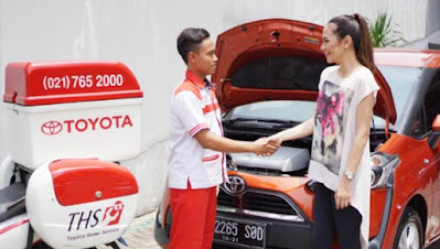 Beri Kemudahan Pengguna Mobil, Yuk Simak Layanan Toyota Home Service Untuk Anda