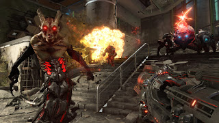 DOOM Eternal Battle Screenshot - We Know Gamers