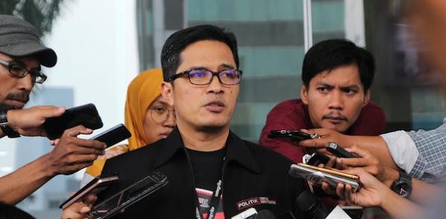 Jubir KPK Benarkan Febri Diansyah Ajukan Surat Pengunduran Diri