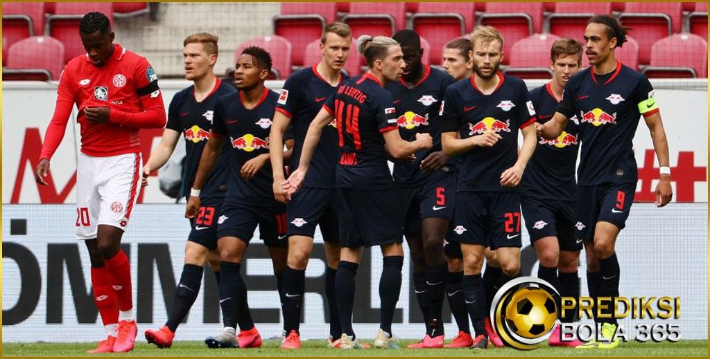 Profil RB Leipzig, Klub Paling Muda di Sepakbola Jerman