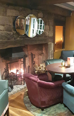 Open Fires The Horseshoes