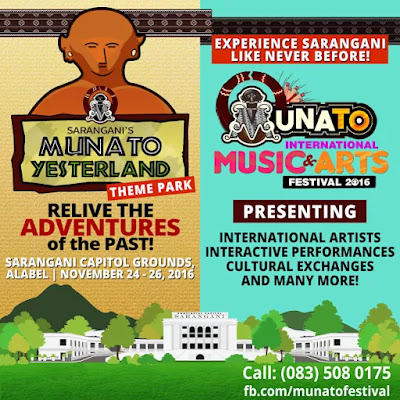 Chix & Tell: It's MUNATO Festival Once More!