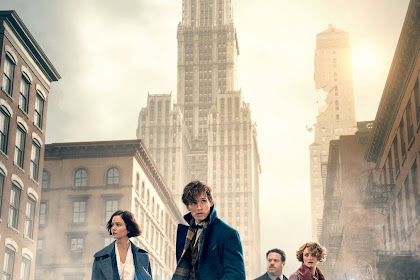 Fantastic Beasts and Where to Find Them (2016) Sinopsis, Informasi