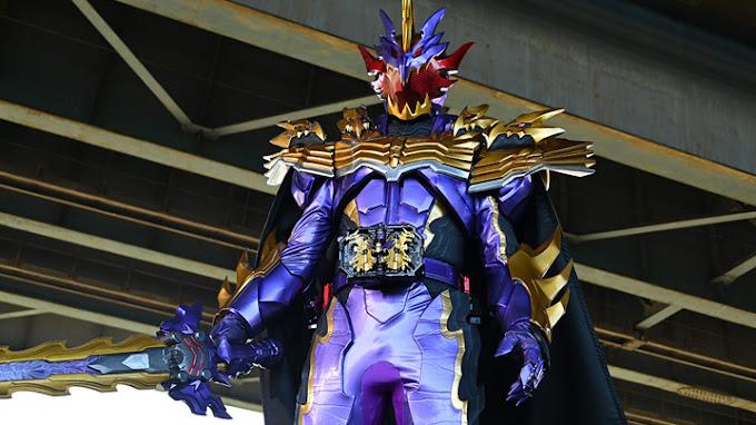 Kamen Rider Saber Episode 11 Subtitle Indonesia
