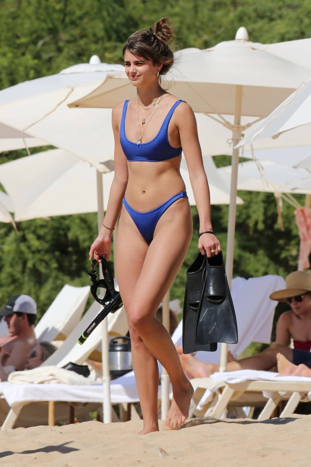 Taylor Hill in Bikini 2018