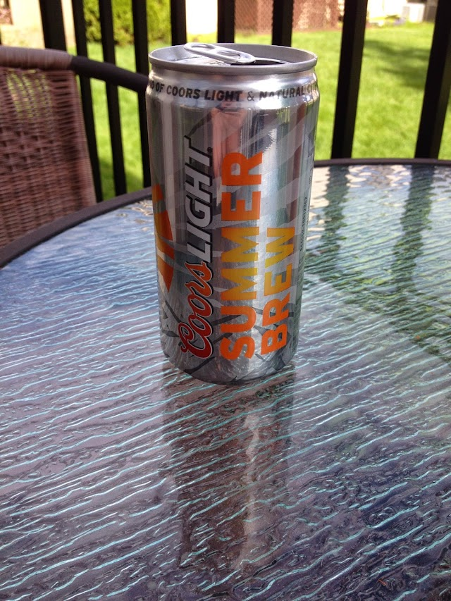 To Drink or Not to Drink? - Coors Light Summer Brew