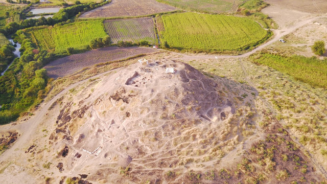 Sasanian loom discovered in Northern Iraq