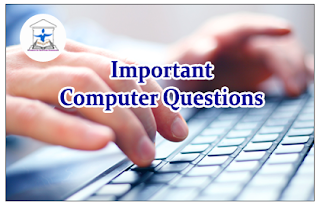 Important Computer Questions for LIC AAO and Upcoming Exams Set-32