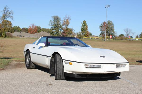 Awesome 1984 Chevrolet Corvette