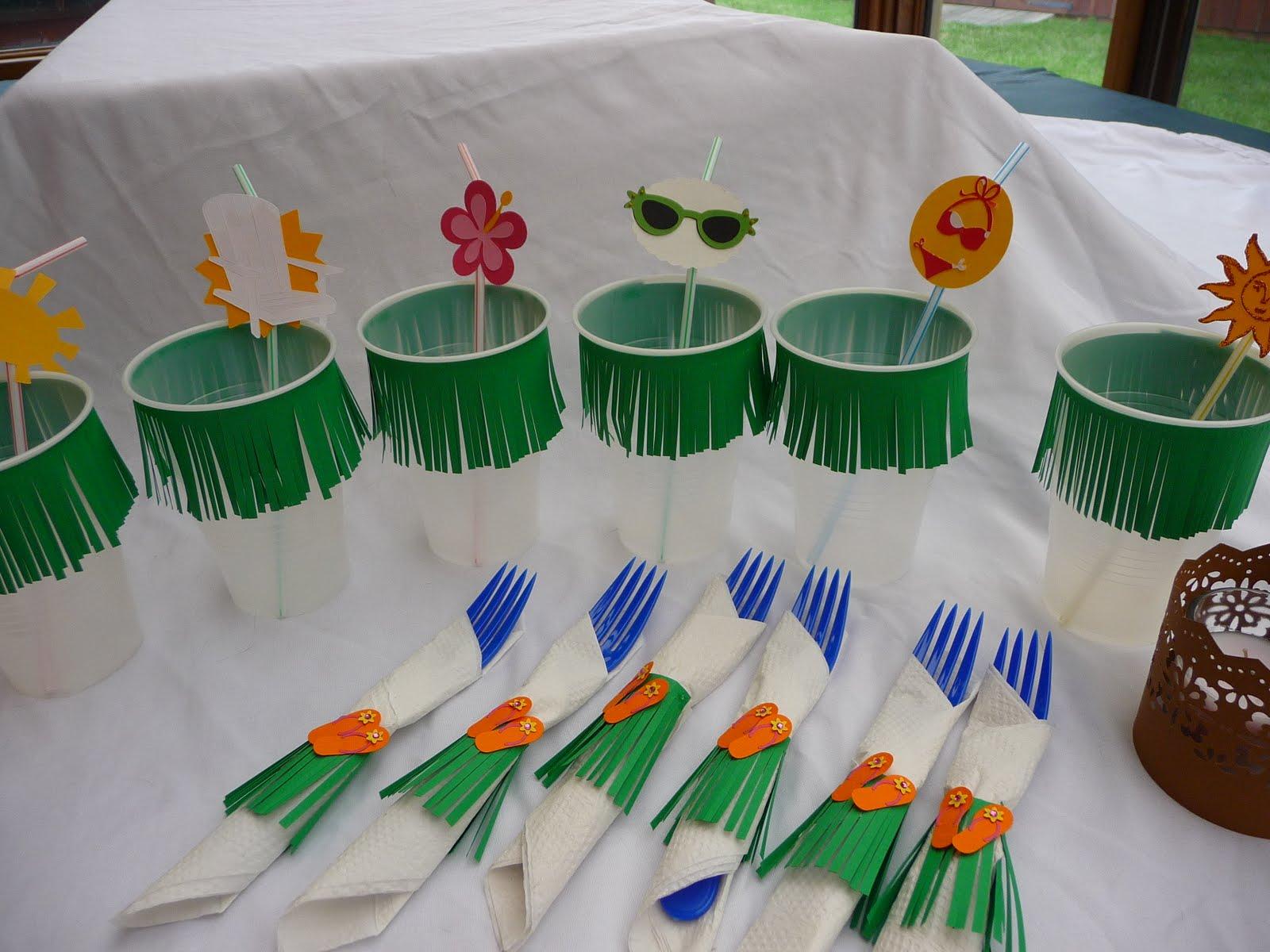 Festa Havaiana Dicas De Decoração Guia Tudo Festa Blog De
