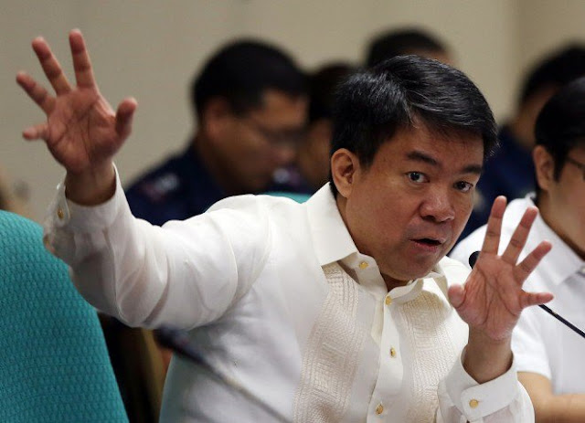 Breaking: Koko Pimentel is the new Senate President