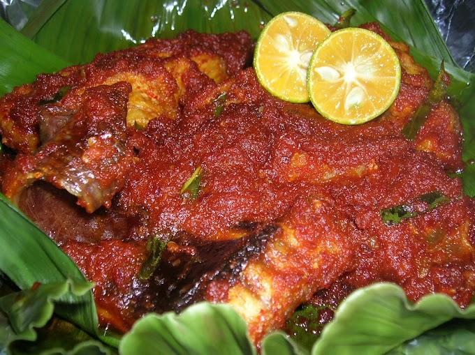 Resepi Sambal Ikan Bakar Sedap by Suzie