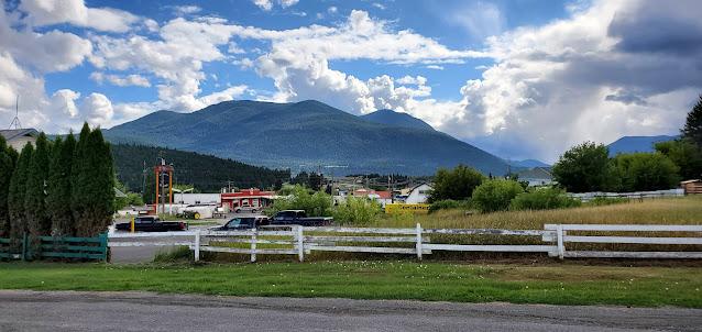 Clinton British Columbia Canada