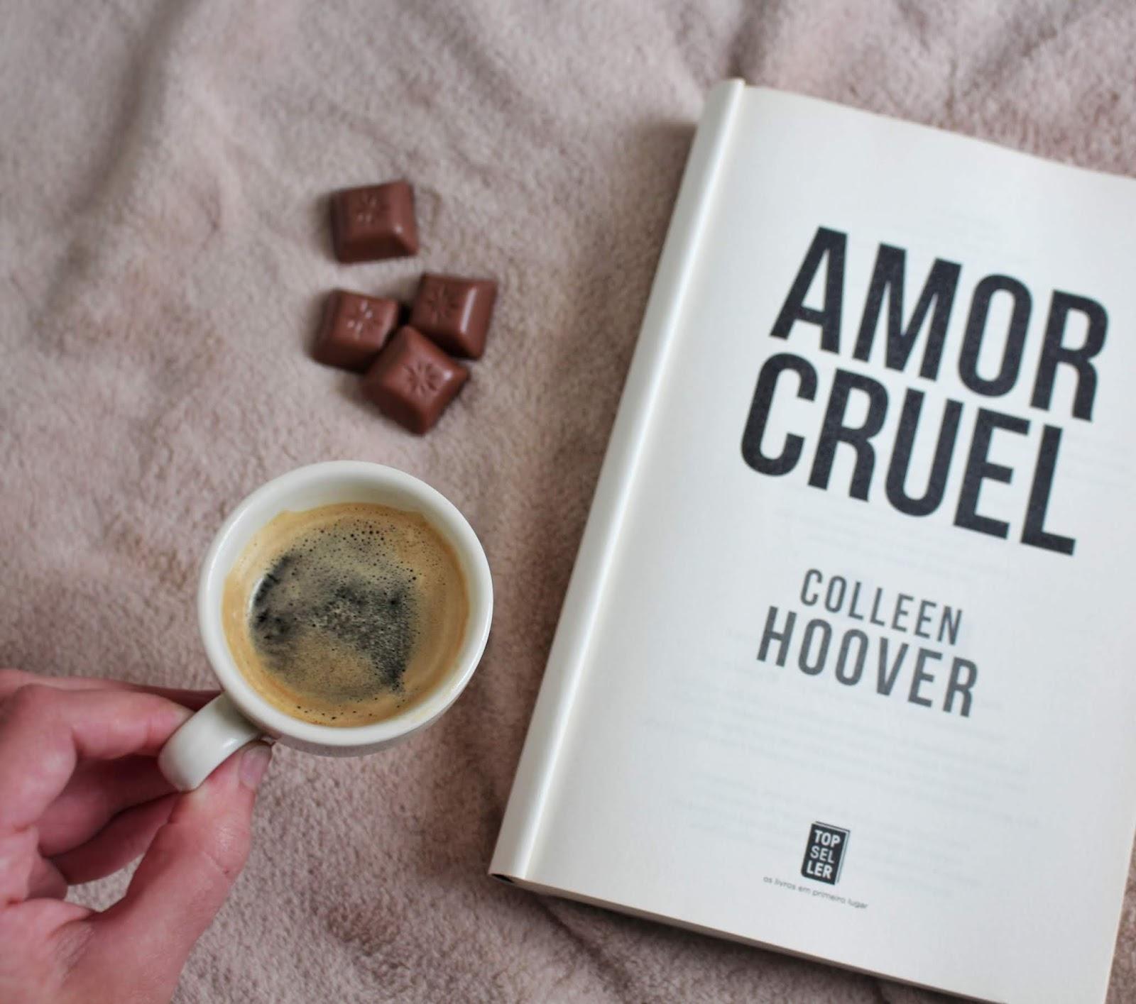 Review do livro «Amor Cruel» de Colleen Hoover