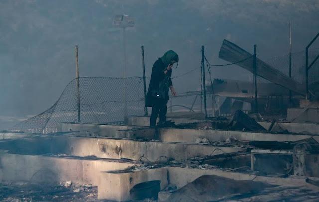 Αλέξης Τσίπρας για την καταστροφή στη Μόρια: Προσωπικά υπεύθυνος και ιστορικά λίγος ο κ. Μητσοτάκης