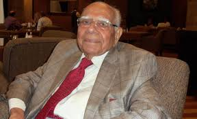 Ram Jethmalani Family Wife Son Daughter Father Mother Age Height Biography Profile Wedding Photos