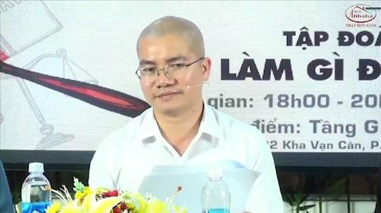 Ông Nguyễn Thái Luyện Alibaba