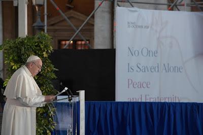 El Papa Francisco y el Evangelio de hoy Lucas 4, 31-37