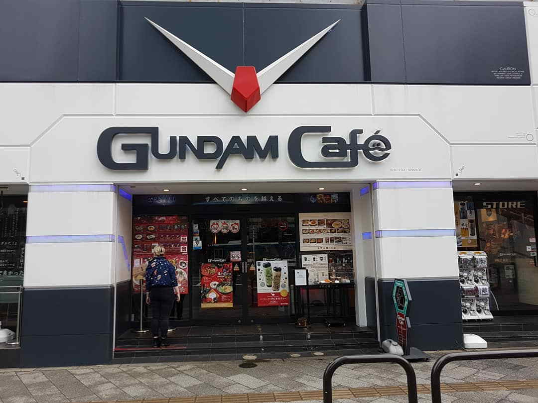 Gundam Cafe di Akihabara Akan Diperluas Menjadi 4 Kali Ukuran Saat Ini