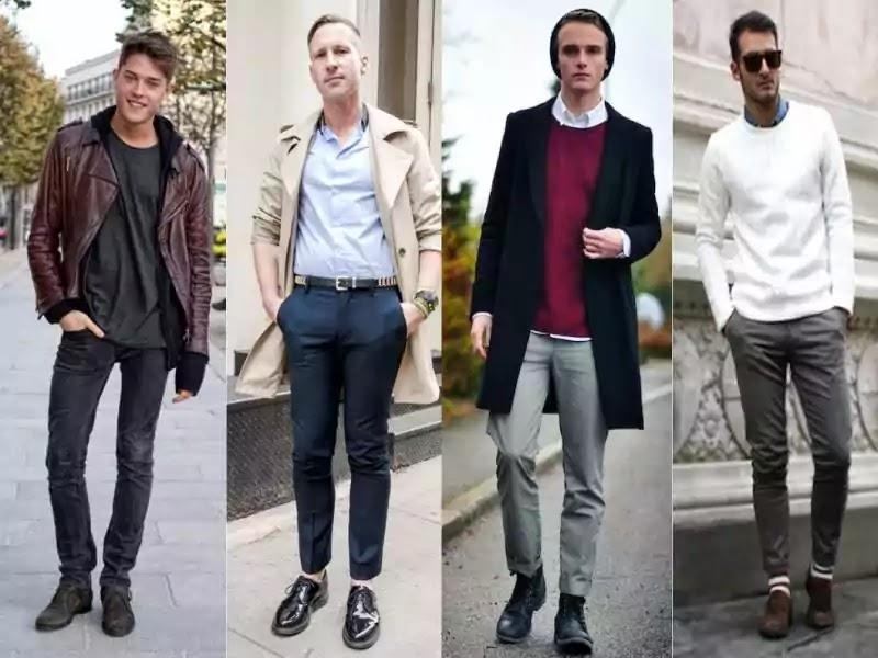 Street style in men's fashion