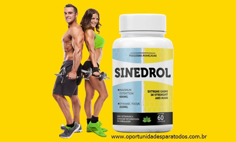 Sinedrol funciona Sinedrol antes e depois - Sinedrol bula - Suplemento de Sinedrol - Composição Sinedrol