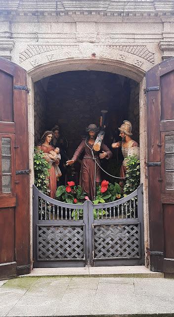 Capela da Via Sacra em Vila do Conde
