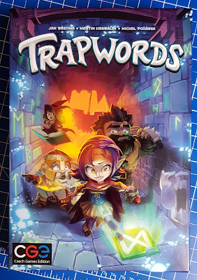 Trapwords Family Party Game Review (age 8+) Sent by Asmodee