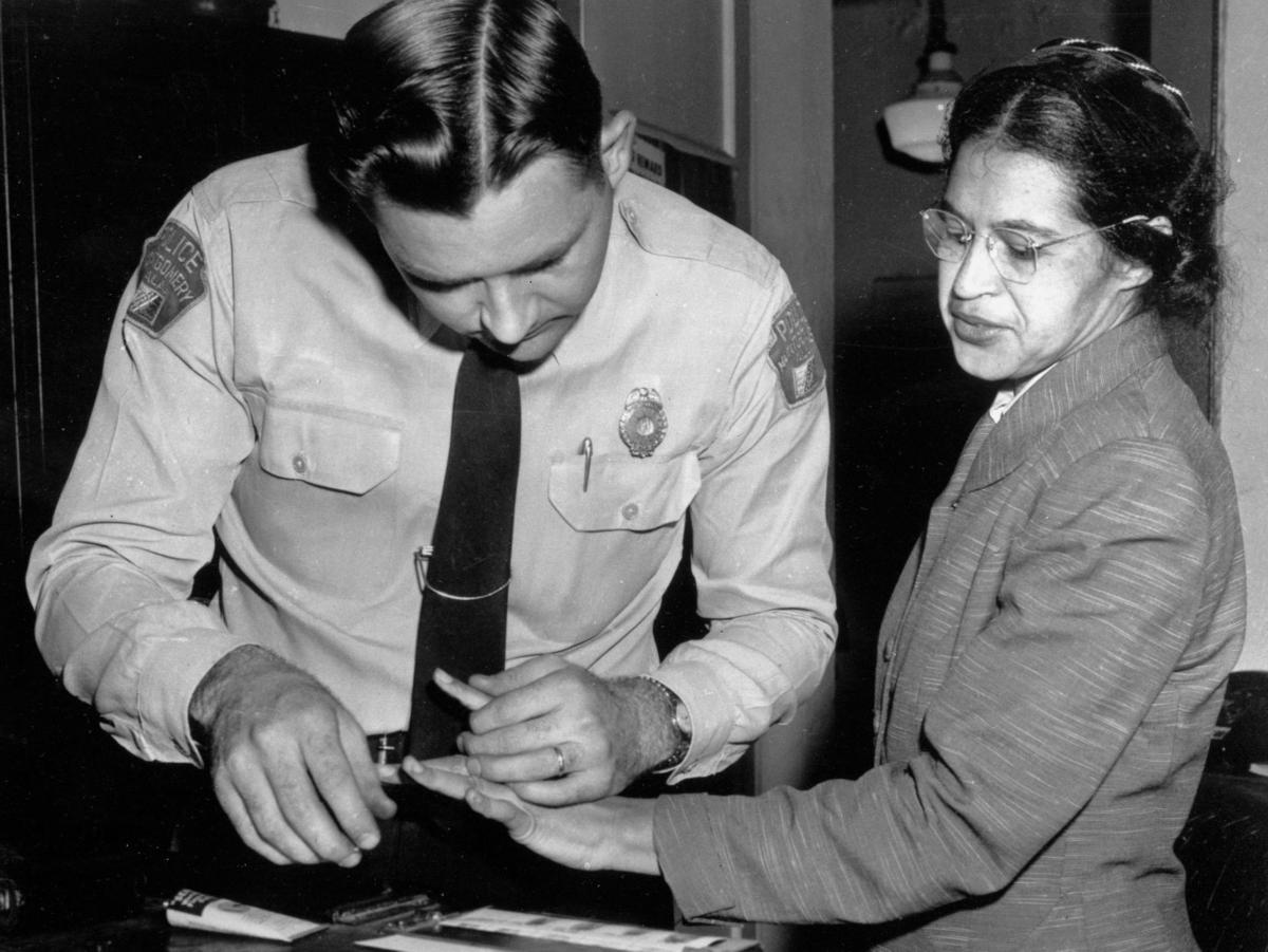 Who is Rosa Parks and why she is important to black culture?