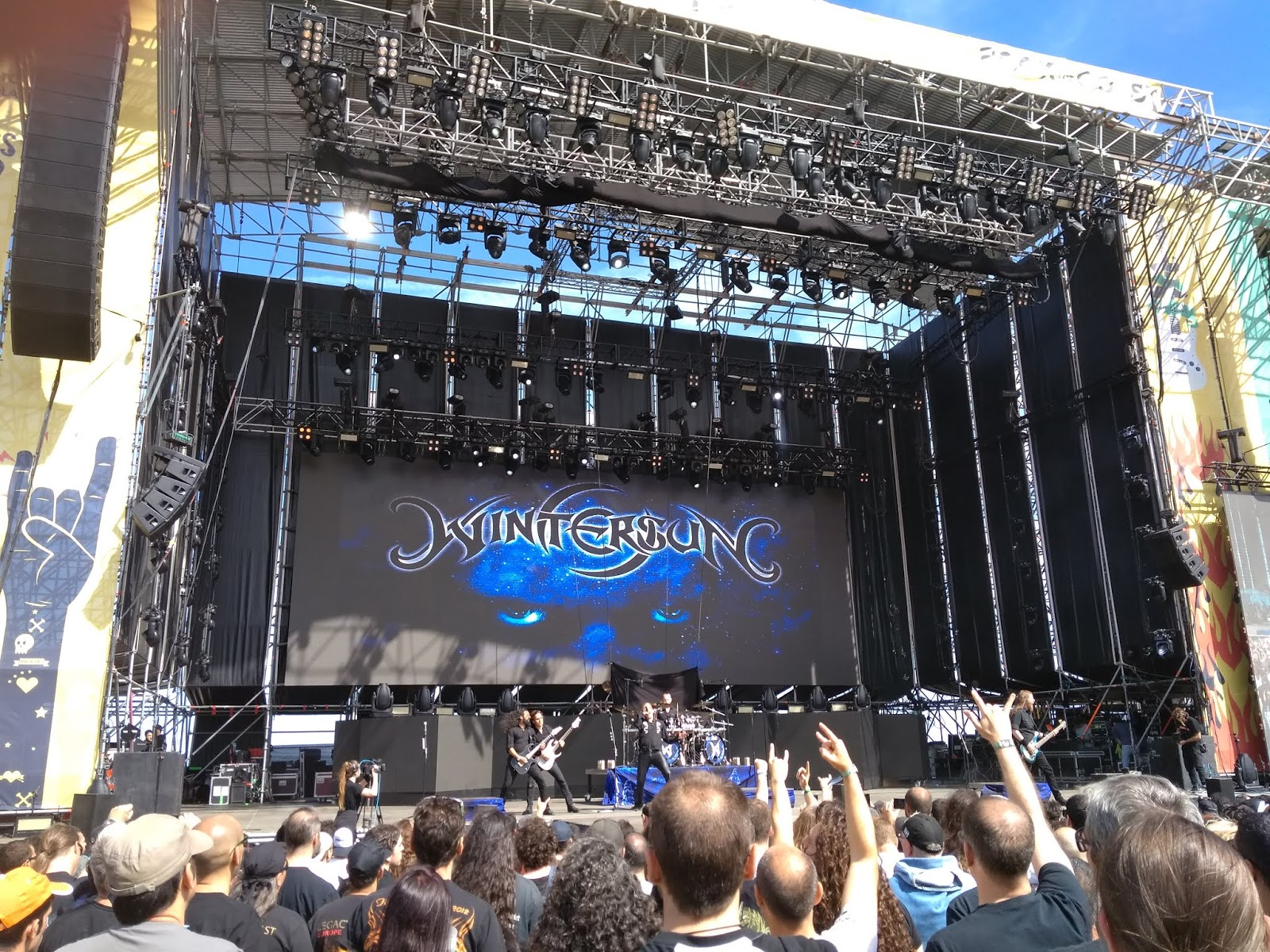 Wintersun Rock The Coast