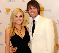 Baddeley With His Wife C Richelle Baddeley Png
