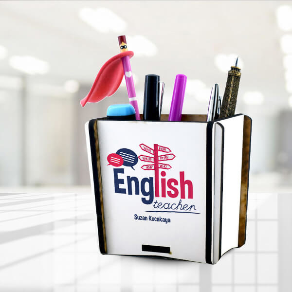 İngilizce Öğretmenine Hediye
