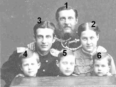 Imperial family of Russia