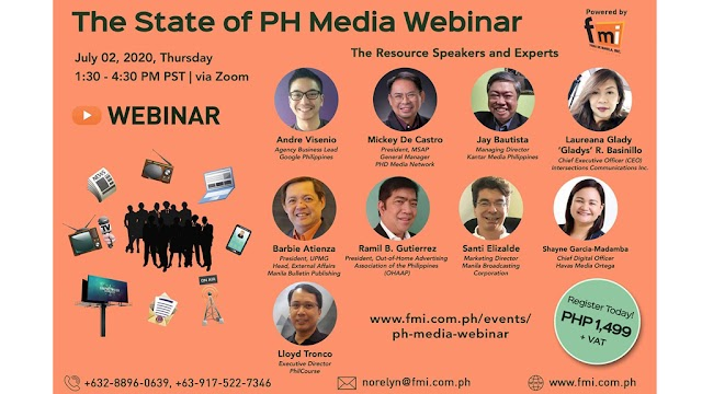 OOH and the State of PH Media Webinar