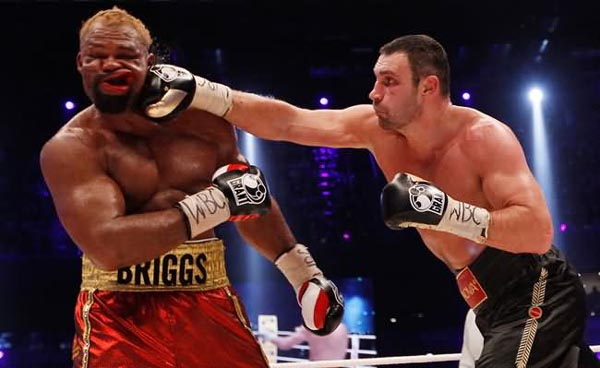 Boxing Right Moments Photo