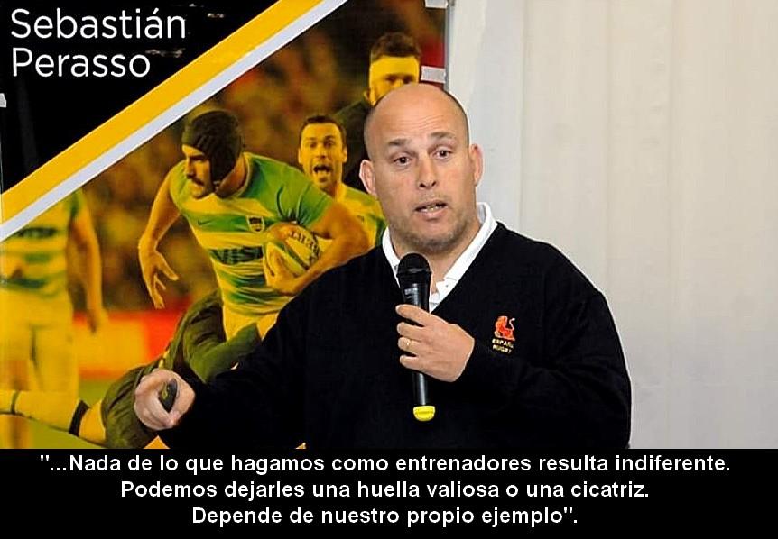Sebastián Perasso en la entrevista Imperial de la semana