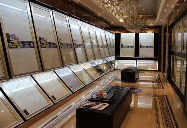 瓷磚終端專賣店如何設計才能吸引顧客?網上買磁磚,網上買傢俬,就上金銀倉.