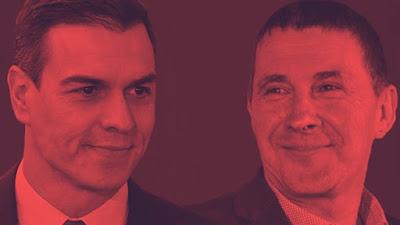 PSOE, bildu, excarcelaciones, ventajas, eta, país vasco, cárceles, Sánchez