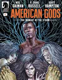 American Gods: The Moment of the Storm