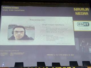 Navaja Negra 2019 - Sergio Araque