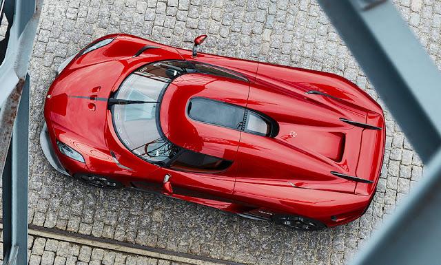 1500馬力のPHVスーパーカー「ケーニグセグ・レゲーラ」が完売!80台限定の超高性能モデル。