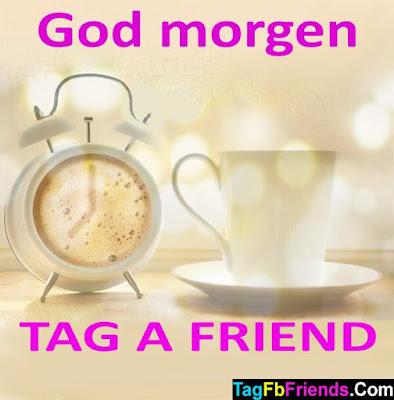 Good morning in Norwegian language