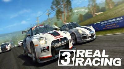Real Racing 3 v4.1.5 Mega MOD APK Update Terbaru