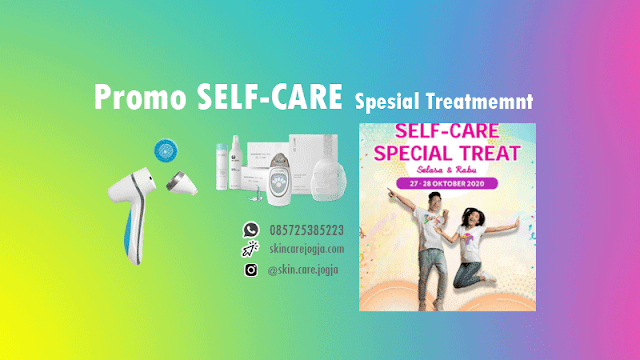 Promo Nu Skin Self-Care Special Treat Oktoner 2020